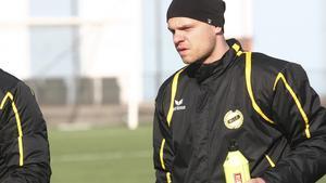 Andreas Andersson, årets ungdomsledarstipendiat.