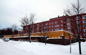 Kristinelunds äldreboende i Sundsvall.
