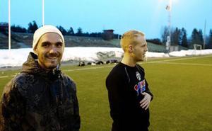 Fredrik Jansson och Andreas Olsen har varit ledstjärnor i Björnen sedan starten 2007.