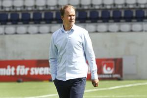 Gefles nya tränare Thomas Andersson misstänks ha kört rattfull.