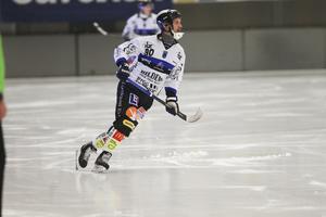 Janne Rintala gör sin första säsong i Sirius efter att ha lämnat Västerås.