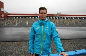 Tiio Söderhielm kommer direkt från gatan och går in i A-landslaget i skidskytte