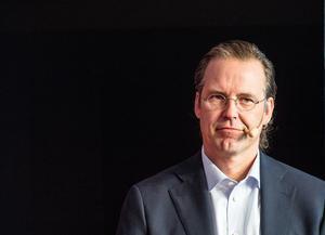 Sveriges förre finansminister Anders Borg. Foto: Henrik Montgomery / TT