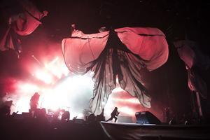 Festivalen Sweden Rock hade även i år ett stort underskott av kvinnodominerade akter.