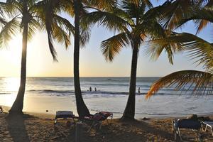 På norra delen av ön Basse-terre finns några av Guadeloupes mest rofyllda platser, som här vid