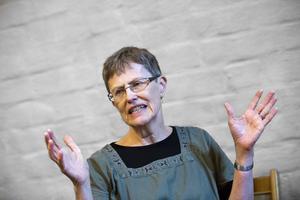 Agneta Sköld slutar som domkyrkoorganist efter 23 år, går i pension.