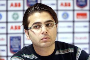 Haci Aslan sportchef VSK Fotboll