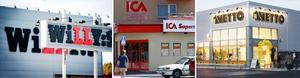 Willys, ICA och Netto vill öppna nya butiker i Örebro under 2012.