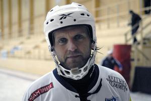 Daniel Svedberg var matchens stora behållning när Rättvik besegrade Finspång med klara 10–4.