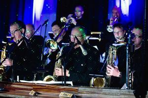 Sandviken Big Band gästar jazzklubben den 27 oktober.