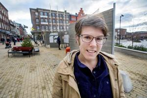 Frida Hansson, vikarierande utredare inom folkhälsa på Östersunds kommun, konstaterar att bilden av Östersund som en