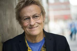 Konstnären och författaren Lars Lerin .