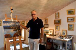 Per Julius och Lisa Nyström har valt ett retrospektiv för sin utställning, men uttrycket