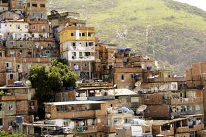 Nu ska kåkstäderna i Rio de Janeiro få gatunamn.