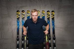 Victor Öhling Norberg befinner sig i Norge för att åka skidor.