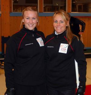 Systrarna Kajsa Bergström och Anna Svärd från Sveg var före jul med om att vinna Continental Cup för Övriga världen mot Nordamerika.