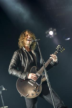 Soundgarden återförenades efter 13 år i sär.