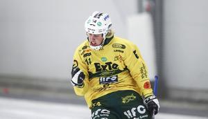 Jonas Pettersson har inlett säsongen lika strålande som hans målskytte var under försäsongen.