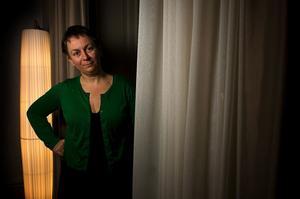 Anne Enright känner sig ibland lite ensam som kvinnlig författare på Irland.