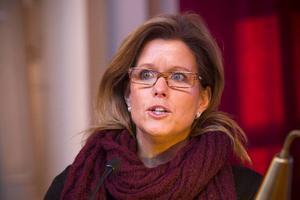 Åsa Wiklund Lång (S), styrelseordförande, Svenska kommun försäkrings AB.