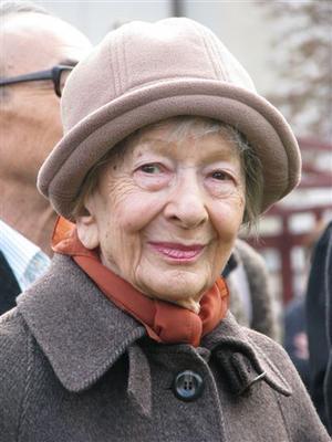 Den polska poeten Wislawa Szymborska är en viktig inspirationskälla för Birgitta Bergsten.