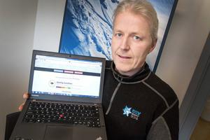 Digitala hjälpmedel kan underlätta för säkerheten för den som vistas på fjället enligt Per-Olov Wikberg. Ett exempel är de lavinprognoser som infördes förra vintern.