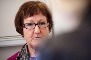 Budget- och skuldrådgivare Ann-Christin Rudholm varnar för att låna till julklapparna.