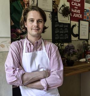 Filip Fastén är Sveriges just nu hetaste kock, Årets Kock 2014.