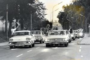 Raggare 29 juli 1975.