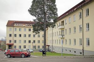 Hälsingegymnasiet i Bollnäs. Fotograf: Gun Klarström/arkiv