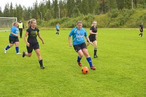 Härjedalsdamlaget Idre-Brändåsen gick till final i sydsamiska fotbollscupen men förlorade mot norska Gaske Nöörje med 1-3.