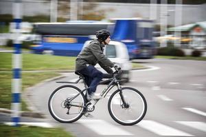 Det gäller att hålla reda på vilken typ av cykelöverfart man befinner sig på.