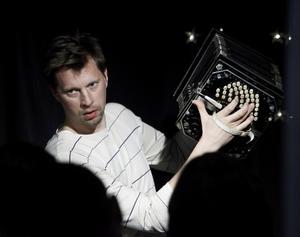 Mikael Augustsson, svensk bandoneonist.