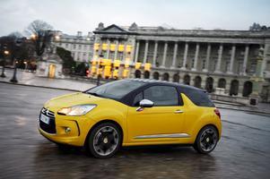 Citroën DS3 är en småbil med stark karaktär som gärna vill synas.