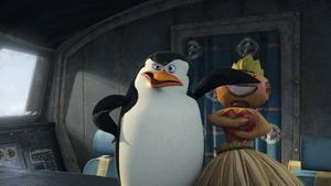 Coola pingviner. Precis som i den första