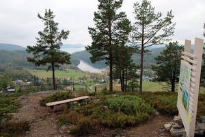 Utsikt från Stortorget.