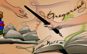 Romaner som får en fristående fortsättning är ett vanligt litterärt fenomen.    Illustration: Paloma Pérez Lucero/TT Grafik