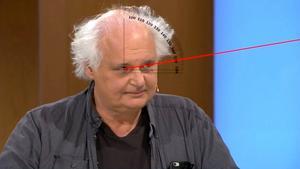 Göran Greiders glow-vinkel, enligt Filip & Fredrik.