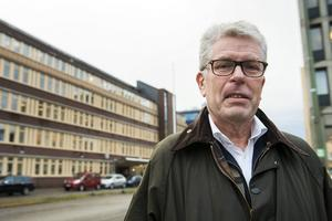 Stefan Liljenberg, polisområdeschef i Västernorrland, hoppas på fler poliser till länet.
