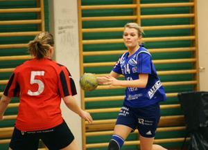 Frida Nordanås har ledsnat på handboll och väljer att sluta. Ett tungt avbräck för Arbrås damer som jagar poäng i division 1.