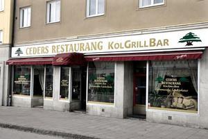 Bildtext: Krogkollen har varit på Ceders.