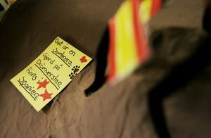 Hattarna som heter sombrero finns i Spanien, en sådan finns under rubriken geografi.