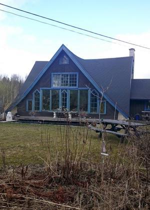 Ett av husen. Foto: Linda Tallberg Sjögren