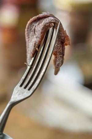 Se upp med vad du har p gaffeln. Helena Pellving oroas av genmodifierad mat.