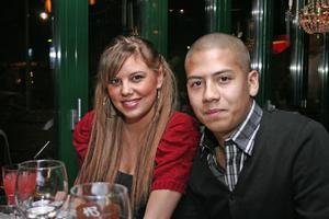 Harrys. Nicole och Kornh Lars