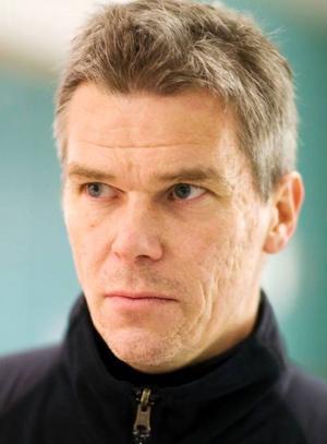 Kjell Wenna, 43 år, Frösön:– Nej, men jag hoppas kunna leva på min pension ändå. Det är ett bekymmer som ligger en bit bort.