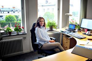 15 september tillträder Charlotta Ryd som kommunchef för Ockelbo.