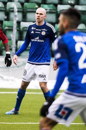 Med sina 790 minuter har Marcus Danielson varit den som spelat mest av alla i GIF Sundsvall under försäsongen.