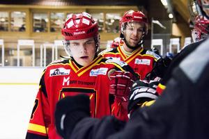 Anton Gröden hade en rolig lördagseftermiddag i Kastbergshallen mot Njurunda SK. Den 19-årige Ångeprodukten gjorde två mål när laget vann med 4–3.