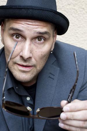 Jacob Gordin.                                 Foto: Annakarin Björnström